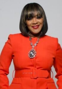 Pastor Holly Brewer