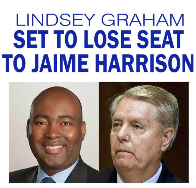 Jaime Harrison - Lindsey Graham
