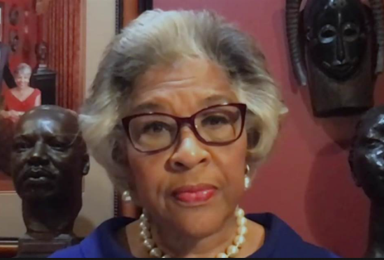 the Congressional Black Caucus - Rep Joyce Beatty, CBC Chair
