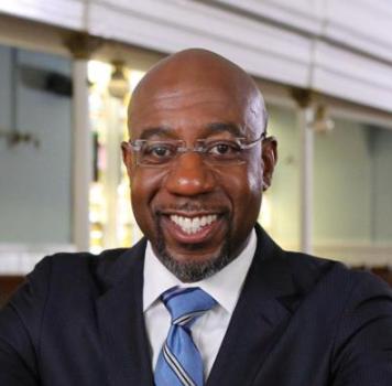 the congressional black caucus - Rep Warnock