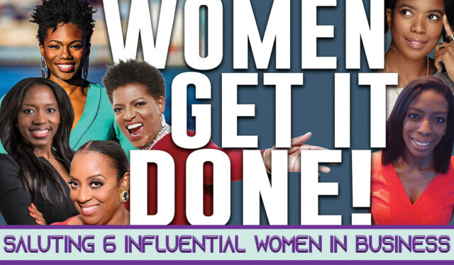 Title Picture Women get it done