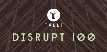 Disrupt 100 logo