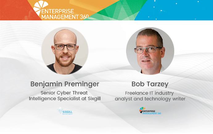 podcast enterprise management 360 benji preminger bob tarzey