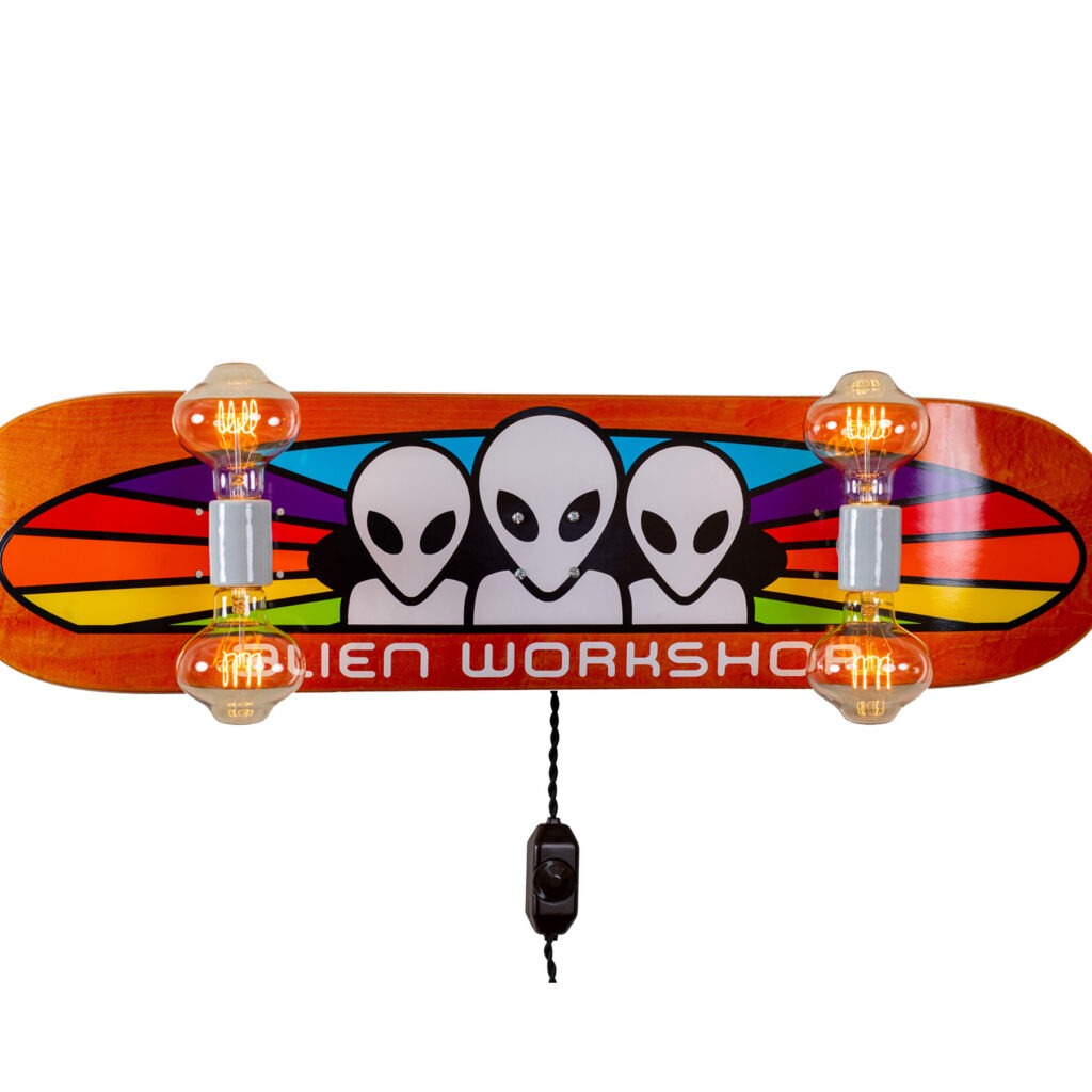 Alien Workshop Spectrum (Orange)