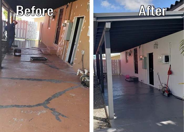 before-and-after-porch-painting