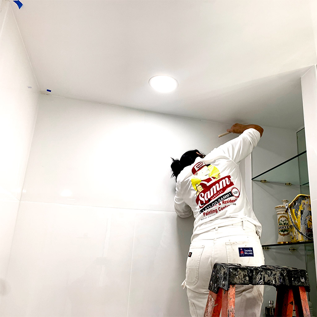 Samm Services commercial & home painting services
