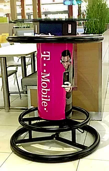 T Mobile Gurnee Mills Charging Station