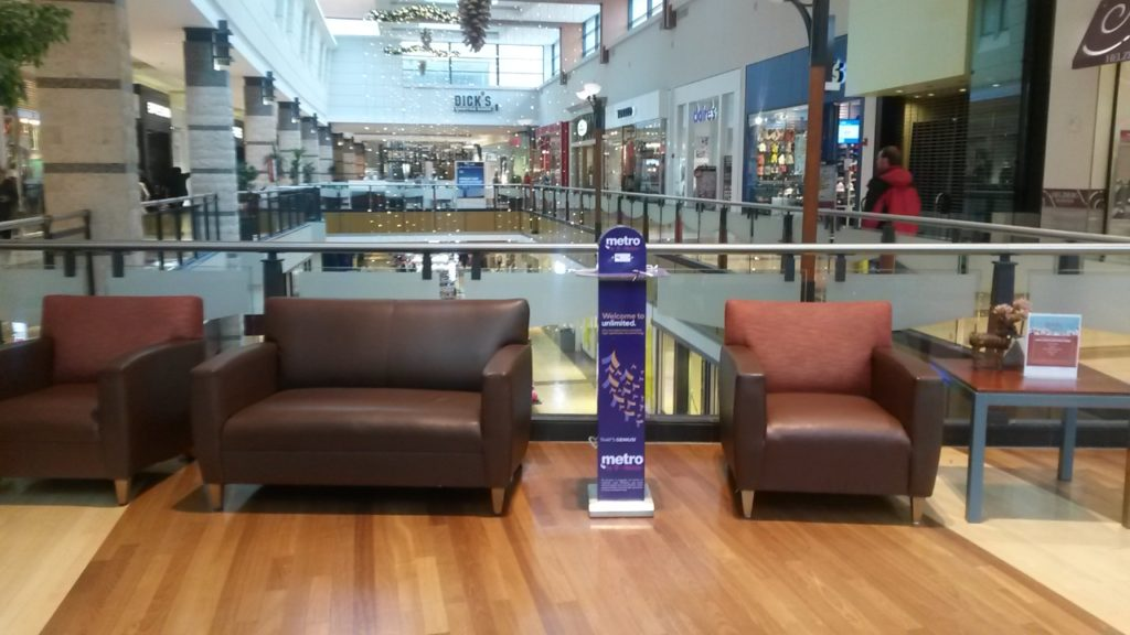 West County Mall Soft Seating