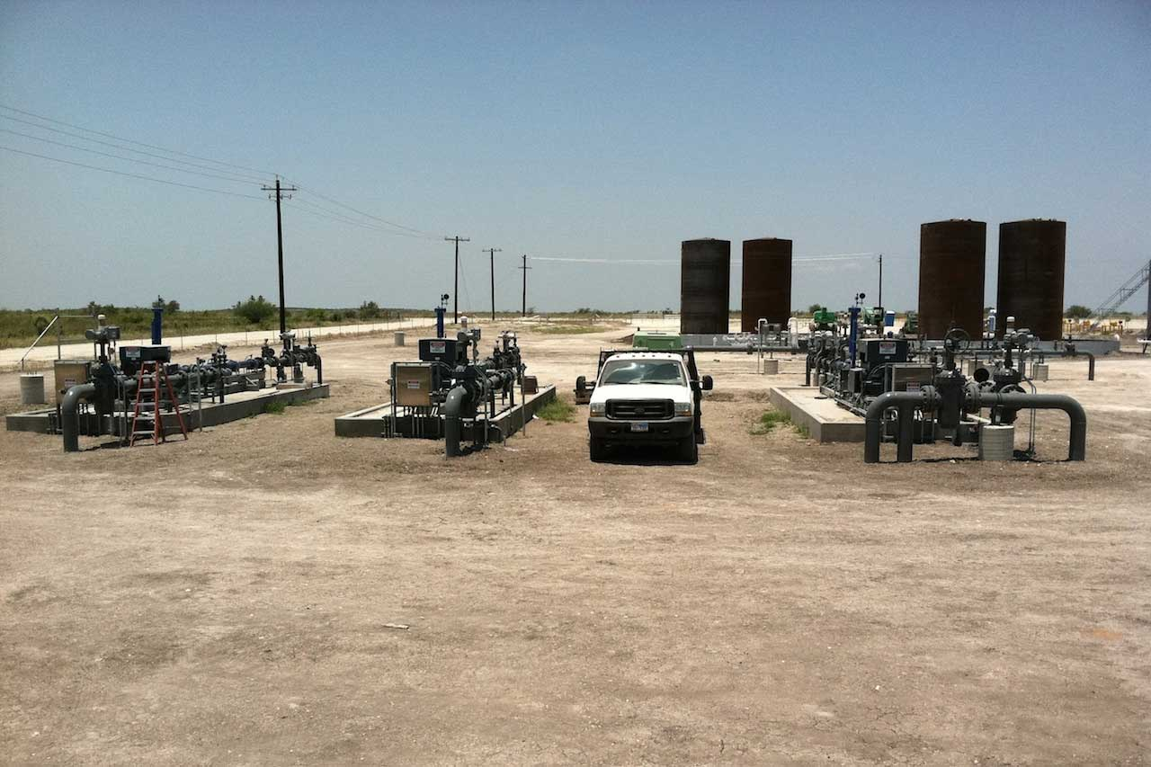 Five NGL Pump Stations – Permian Basin