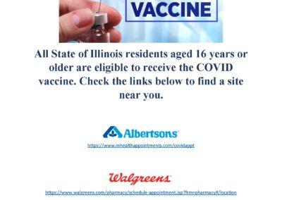 Vaccine Links