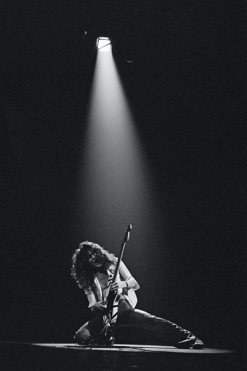Legendary Guitarist Eddie Van Halen Dies at Age 65