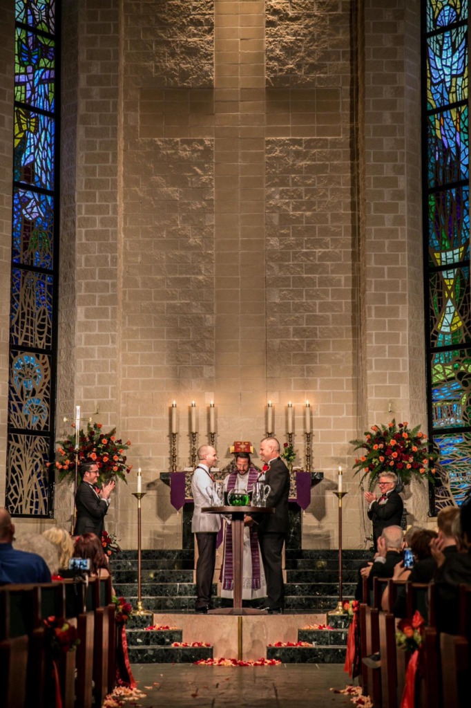 Weddings at Cathedral of Hope