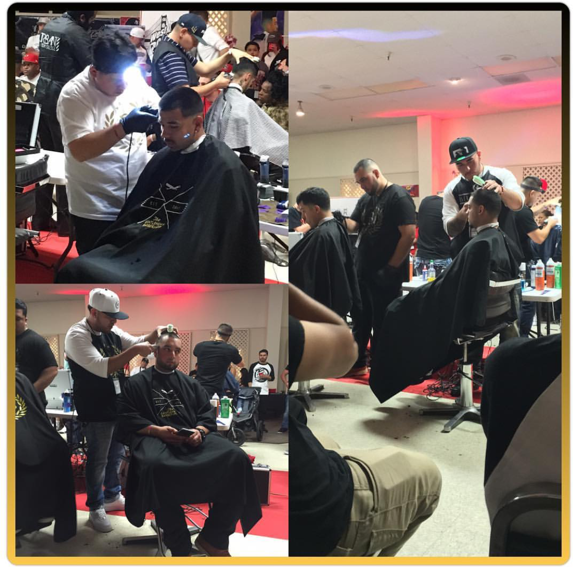 Royal Barber Showcase Contenders