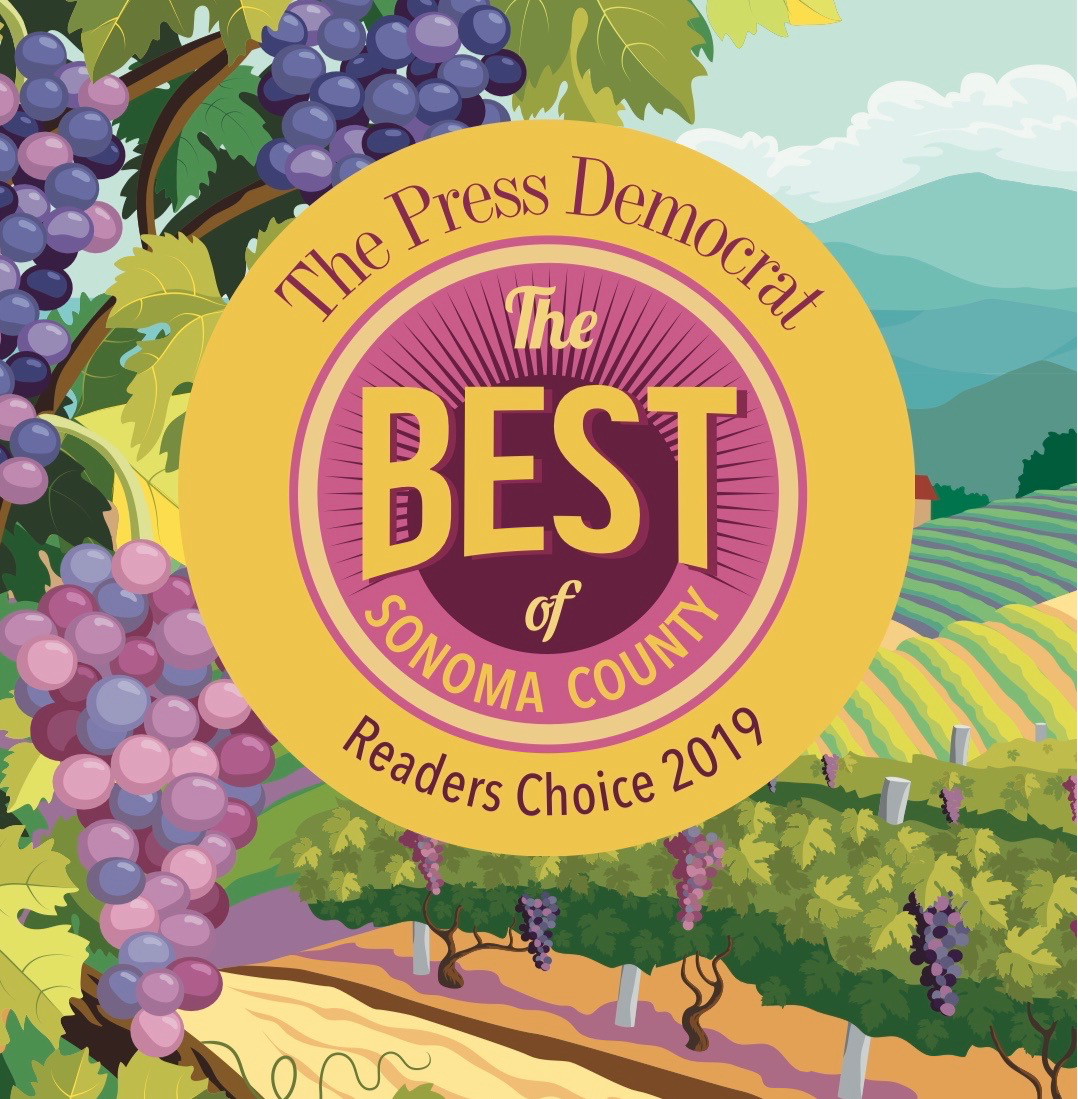 Best of Sonoma County Award Winner