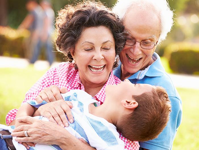 Deshidratación en niños y adultos mayores