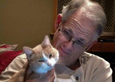 Topher---descendant-of-Oswald,-J-J's-childhood-cat