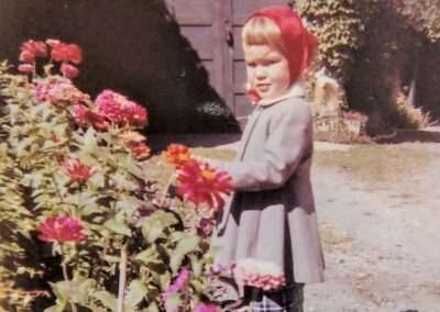 Young-Emma-of-Normandy-in-her-garden