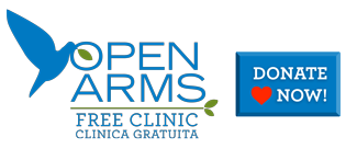 Open Arms Free Clinic, Inc.
