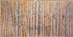 Acrylic-on-Canvas-Aspens-24x48