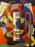 Acrylic-on-Canvas-Q-The-Music-30x40