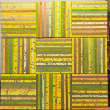 Acrylic-on-Canvas-Untitled-in-Yellow-3x3