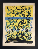 Awakening-Oil-on-WC-Paper-16x22
