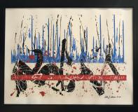 Exuberance-Oil-on-WC-paper-16x22