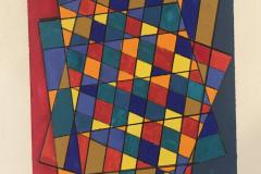 SWoP-Harlequin-Planes-Watercolor-Gouache-7x9