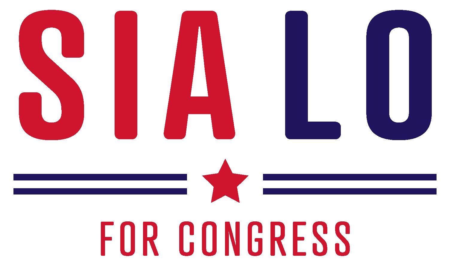 Sia Lo for Congress