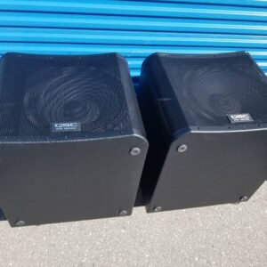 PA Subwoofers