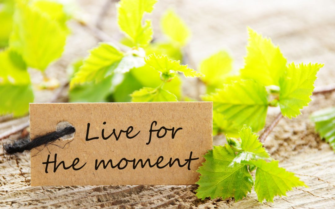How Living in the Moment Can Help You Get Past Grief