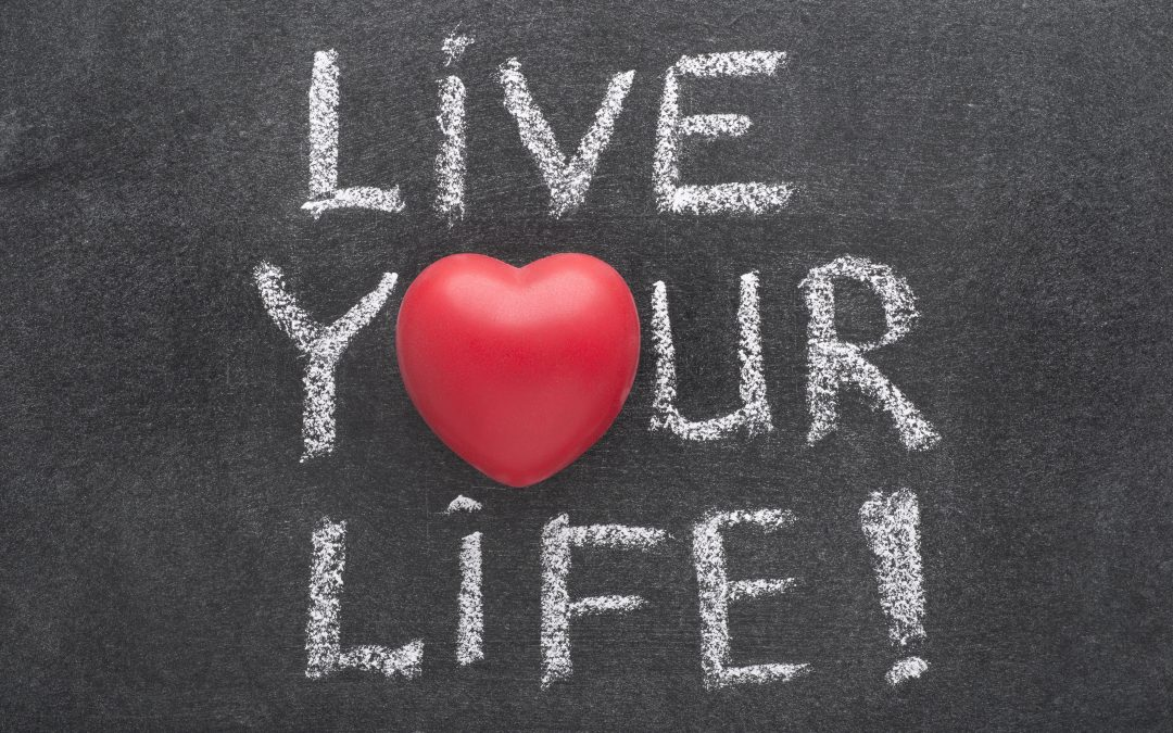 Live as Yourself