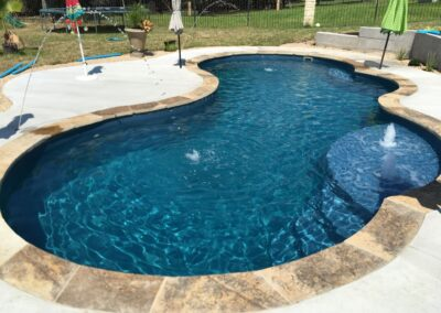 Robles Pools Project 25