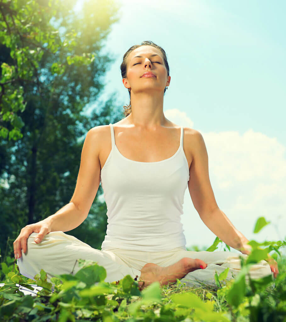 Managing Stress is part of a healthy lifestyle.