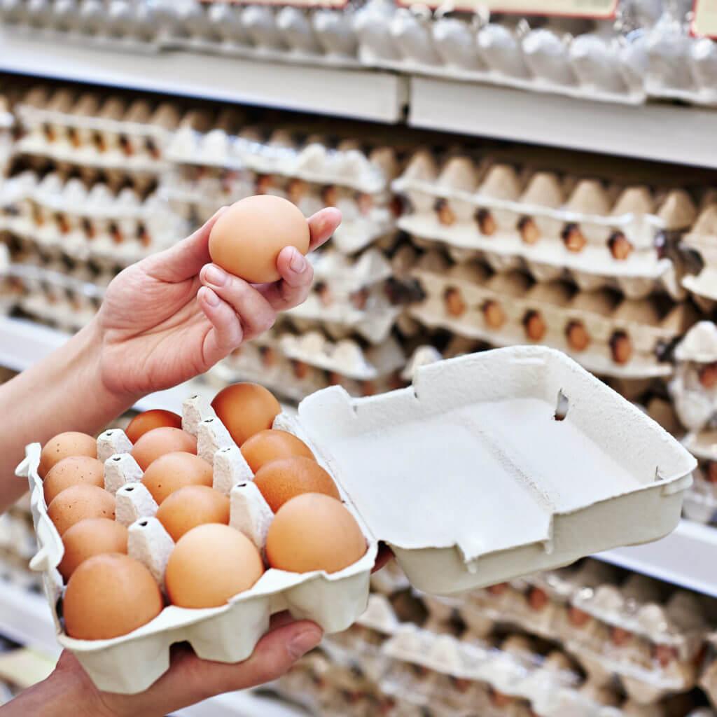 Choosing Eggs