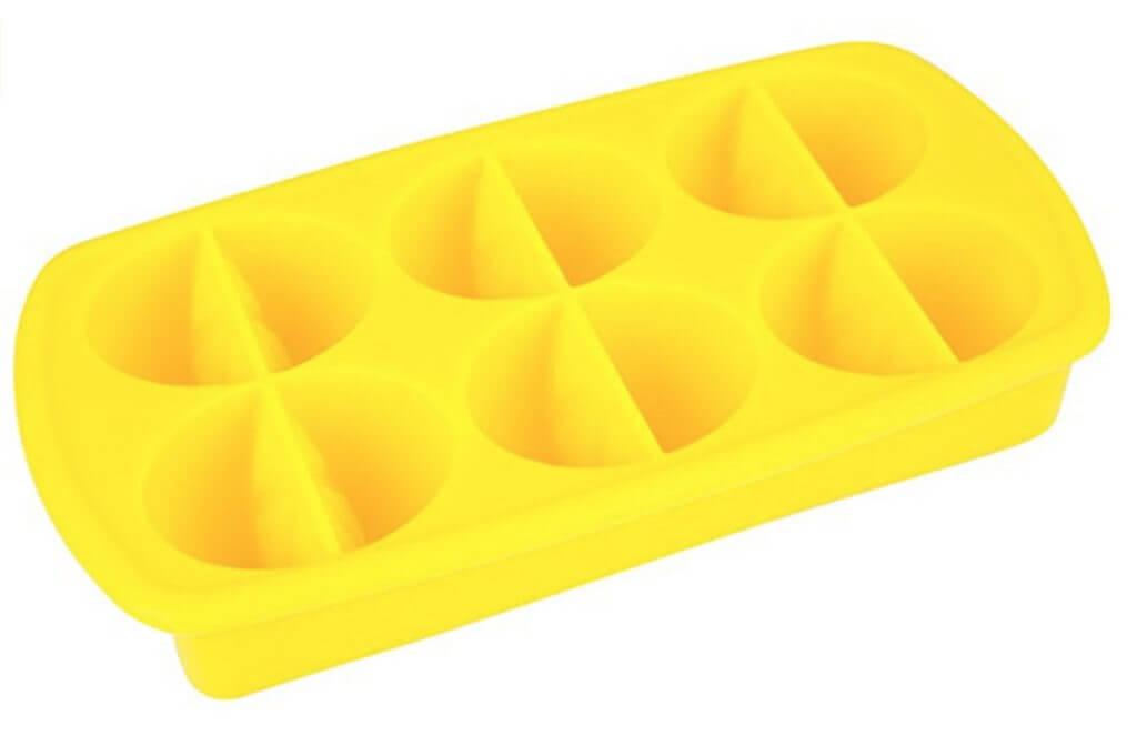 Lemon Wedge Ice Tray