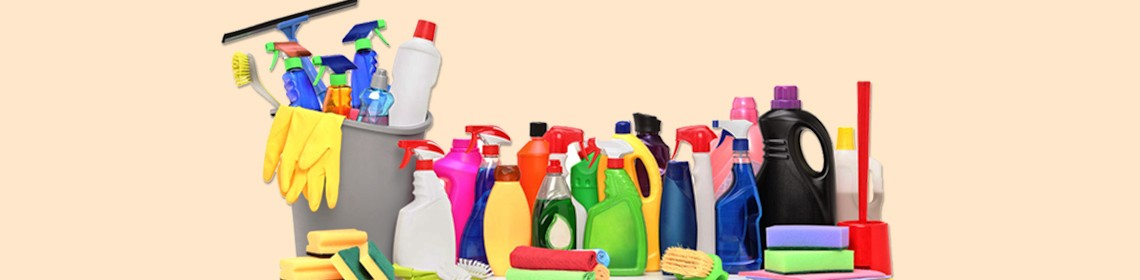 HOUSEHOLD CHEMICAL TOXINS: HOW TO PREVENT EXPOSURE