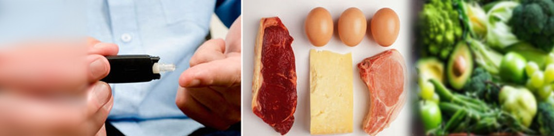 EATING ANIMAL PROTEINS INCREASES THE RISK FOR TYPE 2 DIABETES