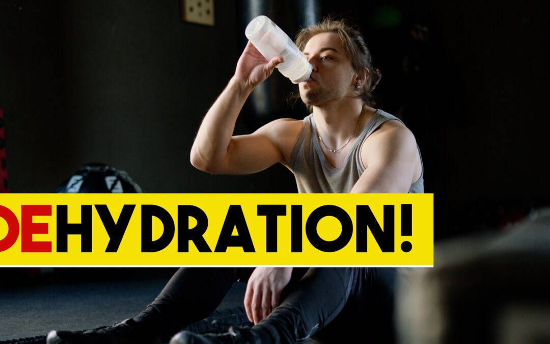 One Thing You DON'T KNOW About Dehydration