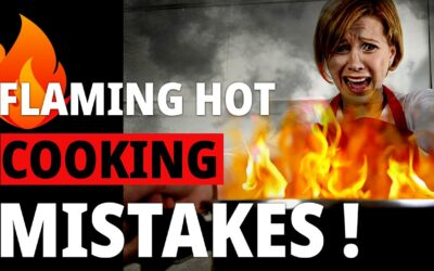 Cooking Mistakes: See How You're Harming Your Health – And DON'T EVEN KNOW IT!