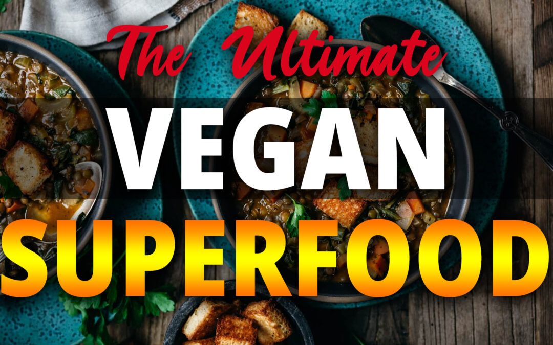 FOOD TRENDS: Why VEGANS And VEGETARIANS Are Going MAD About This SUPERFOOD!