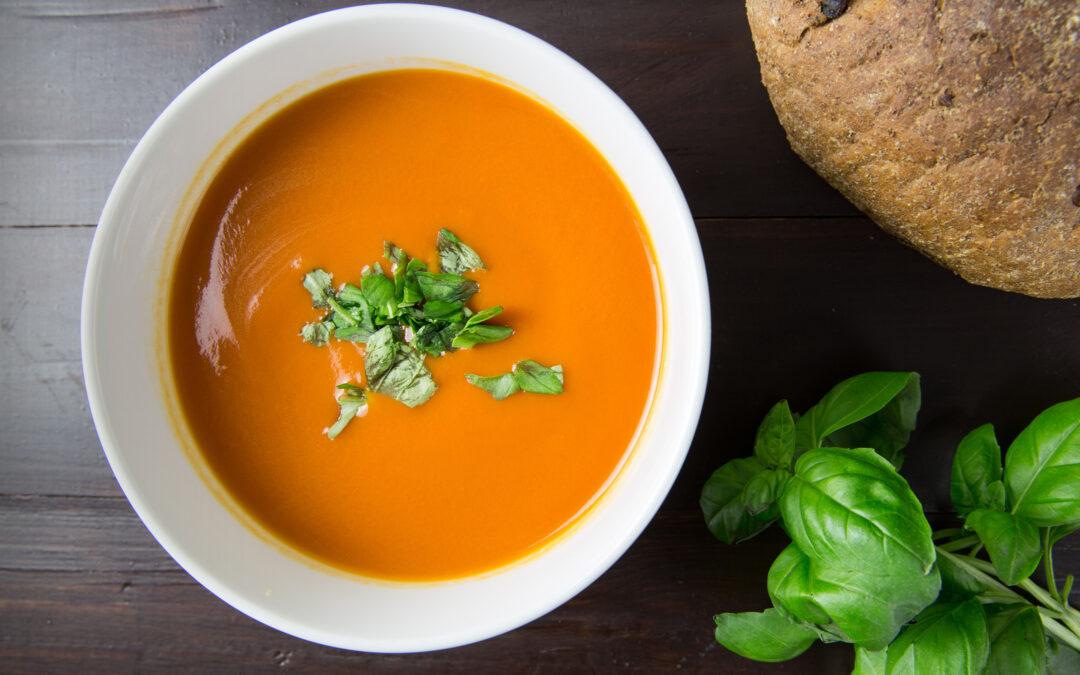 Vegetable & Lentil Soup