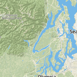 Washington: Olympic Peninsula Region