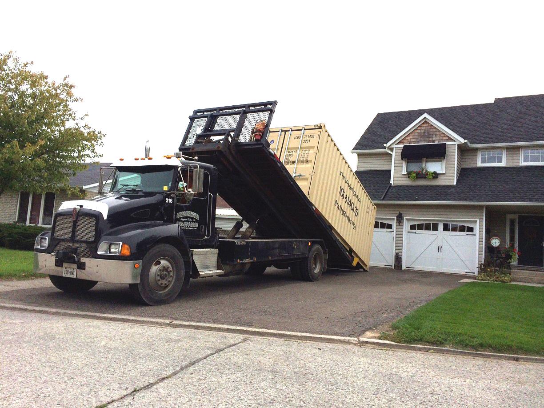 Storage Bin - Residential - Storage Niagara