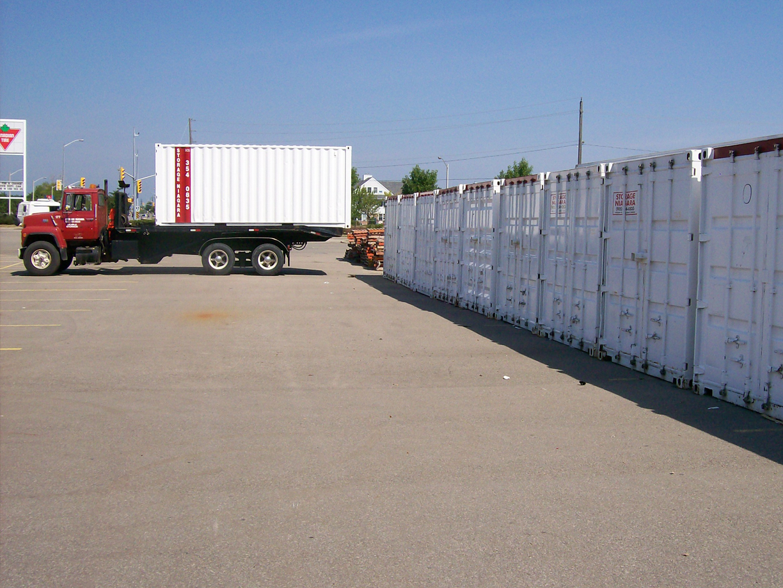 Secure Onsite Storage