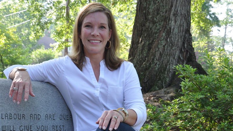 My Mountain Brook: Laura Hydinger