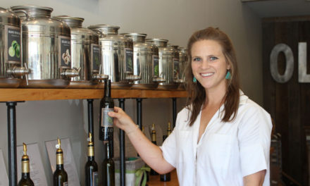 Meet Hutton Fant of Oli.O Oils & Balsamics