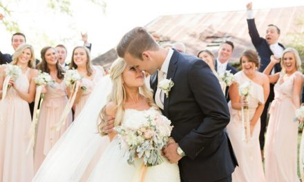 Elizabeth Drake & Eric Mapoles: A Mountain Brook Wedding