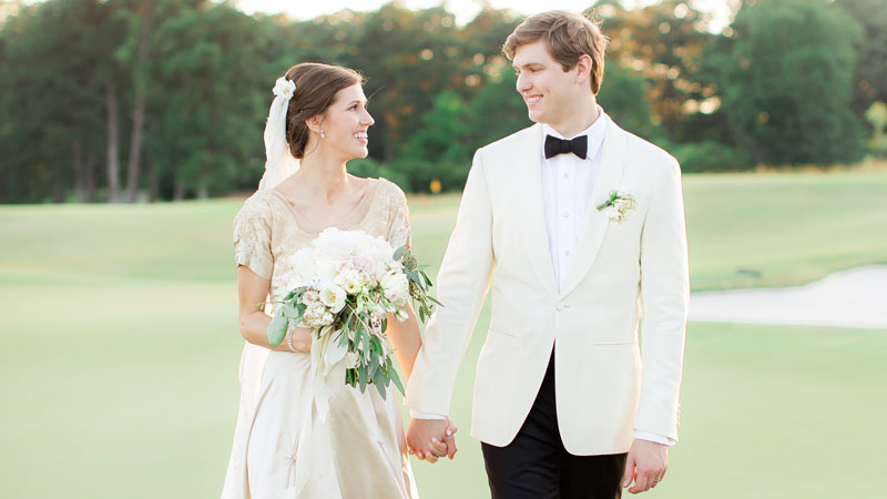 Caroline Given & Brennan Peck: A Mountain Brook Wedding