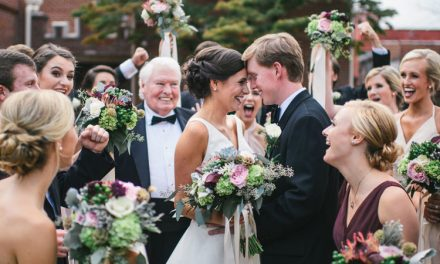 Lizzie Ernstberger & Tommy Hiltz: A Mountain Brook Wedding